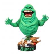 SOS Fantômes - Figurine Head Knocker Slimer 18 cm