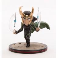 Thor Ragnarok - Diorama Q-Fig Loki 10 cm