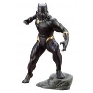 Marvel - Statuette ARTFX+ 1/10 Black Panther 17 cm
