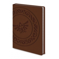 The Legend of Zelda - Carnet de notes Premium A6 Triforce
