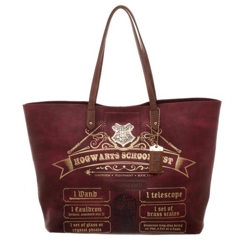 Harry Potter - Sac shopping Hogwarts School List