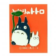 Mon voisin Totoro - Badge Big & Middle Totoro