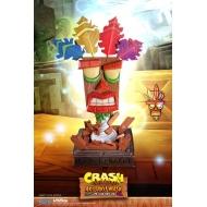 Crash Bandicoot - Réplique 1/1 Aku Aku Mask 65 cm