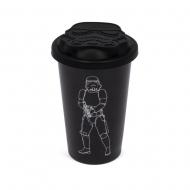 Original Stormtrooper - Mug de voyage Noir