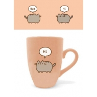 Pusheen - Mug Latte-Macchiato  Says Hi