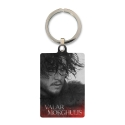 Game of Thrones - Porte-clés métal Jon Snow 6 cm