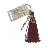Harry Potter - Porte-clés métal Alohomora Tassle