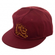 Harry Potter - Casquette hip hop Gryffindor 5 Panel Flatbill