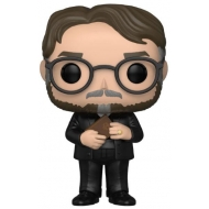 Guillermo del Toro - Figurine POP! Guillermo del Toro 9 cm