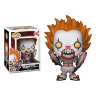 « Il » est revenu 2017 - Figurine POP! Pennywise with Spider Legs 9 cm