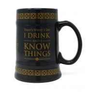 Game of Thrones - Chope céramique Drink & Know Things