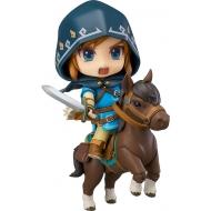 The Legend of Zelda Breath of the Wild - Figurine Nendoroid Link Deluxe Edition 10 cm