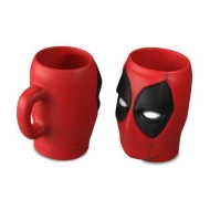 Marvel - Mug 3D Sculpted Deadpool