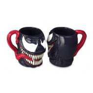 Marvel - Mug 3D Sculpted Venom