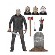 Vendredi 13 - Chapitre 5 - Figurine Ultimate Jason 18 cm