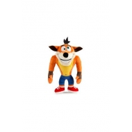 Crash Bandicoot - Peluche Phunny Crazy Eyes Crash 20 cm