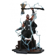 Avengers Infinity War Gallery - Statuette Thor 23 cm