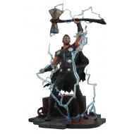 Avengers Infinity War Gallery - Statuette Thor 23 cm