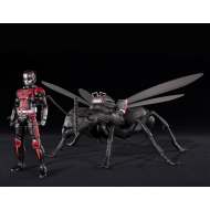 Ant-Man et la Guêpe - Figurine S.H. Figuarts Ant-Man & Ant Set 15 cm