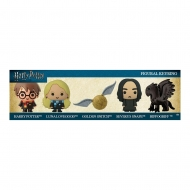 Harry Potter - Pack 5 porte-clés 3D Hippogriff Exclusive
