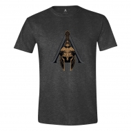Assassin's Creed Odyssey - T-Shirt Helmet Logo