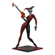 Batman The Animated Series - Statuette Premier Collection Harley Quinn 30 cm