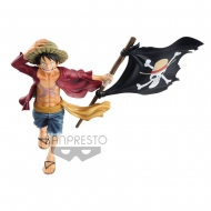 One Piece - Figurine magazine Monkey D. Luffy 22 cm