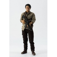 The Walking Dead - Figurine 1/6 Glenn Rhee 29 cm