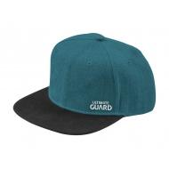 Ultimate Guard - Casquette Snapback Bleu Pétrole