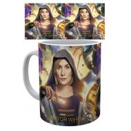 Doctor Who - Mug Universe Calling