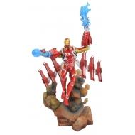 Avengers Infinity War - Statuette Iron Man MK50 23 cm
