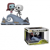 L'étrange Noël de Mr. Jack - Pack 2 Figurine POP! Bobble Head Jack & Sally 9 cm