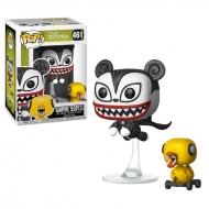 L'étrange Noël de Mr. Jack - Figurine POP! Vampire Teddy & Duck 9 cm