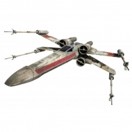Star Wars IV A New Hope - Réplique métal X-Wing Starfighter Hotwheels Elite Edition 15 cm