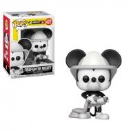 Mickey 90th Anniversaire - Figurine POP! Firefighter Mickey 9 cm