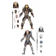 Predator Bad Blood - Pack 2 figurines Ultimate Bad Blood & Enforcer 20 cm