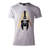 Assassin's Creed Odyssey - T-Shirt Spartan Helmet