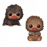Les Animaux fantastiques 2 - Pack 2 Figurines POP! Baby Nifflers 9 cm
