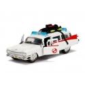 SOS Fantômes - Réplique métal 1/32 Cadillac Ecto-1 1959