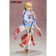 Fate/Stay Night Unlimited Blade Works - Statuette PVC 1/7 Saber Kimono Ver. 25 cm