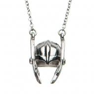 Avengers - Pendentif avec chaînette acier inoxydable 3D Thor Helmet