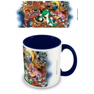 Super Mario World - Mug Coloured Inner World