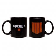 Call of Duty Black Ops 4 - Mug Logo Black