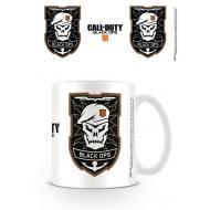 Call of Duty Black Ops 4 - Mug Logo