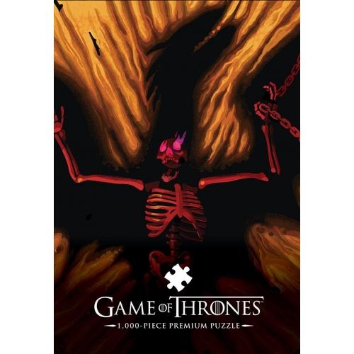 Game of Thrones - Puzzle Premium Dracarys!