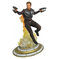 Guardians of the Galaxy Vol. 2  - Statuette Movie Gallery Maskless Star-Lord 28 cm