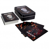 Call of Duty Black Ops 4 - Jeu de cartes à jouer Skull