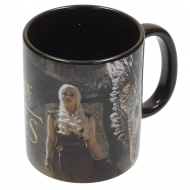 Game of Thrones - Mug Dragon & Daenerys