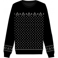 Harry Potter - Sweat Christmas Deathly Hallows