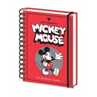 Mickey Mouse - Cahier à spirale A5 Wiro Wave
